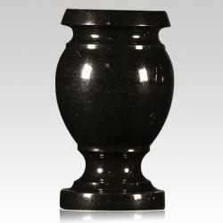 Black Granite Vase (COM-SV1)