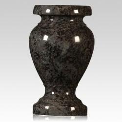 Bahama Blue Granite Vase (COM-SV2)